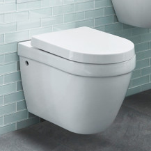 Aurora Wall Hung Toilet
