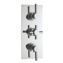 Hudson Reed Tec Pura Triple Thermostatic Shower Valve
