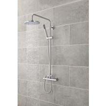 Hudson Reed Multi Option Shower Kits Telescopic Riser Kit