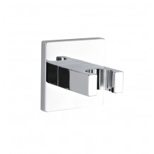 Premier Chrome plated Square Wall Bracket