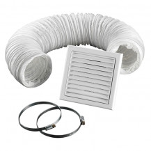 White Fan Accessory Kit