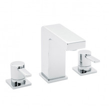 Andra 3-Hole Bath Filler Tap