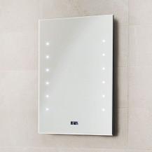 Aquarius Illuminated LED Mirror 700(H) 500(W)