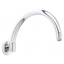 Hudson Reed Curved Wall-Mounted Arm