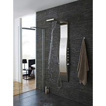 Hudson Reed Surface Thermostatic Shower Panel