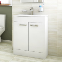 Aspen™ Compact 600 Floor Mounted Vanity Unit