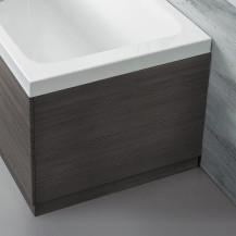 Austin 700mm Grey Avola End Bath Panel