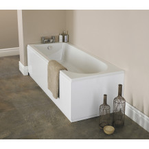 Hudson Reed Classic Round Single Ended 1800 Eternalite Bath