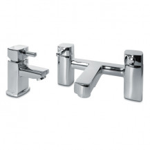 Form Basin Mono and Bath Filler Tap Pack
