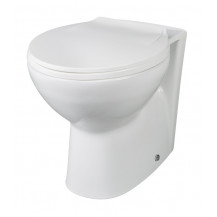 Sydney Back to Wall Toilet with Seat