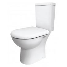 Premier Knedlington Close Coupled Toilet excluding Seat