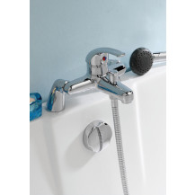 Premier Eon Deck Mounted Bath Shower Mixer