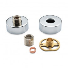 Round Bar Valve Easy Plumb Kit