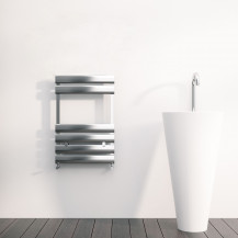 Ellittico 790 x 500 Aluminium Towel Rail