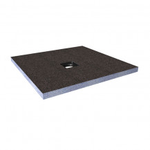 1200x1200mm Centre Waste Shower Tray