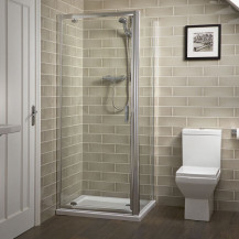 Aqualine™ 6mm 800 Pivot Shower Enclosure