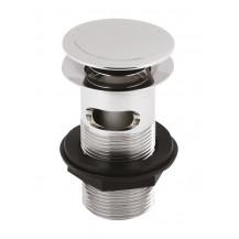 Premier Modern Push Button Basin Waste
