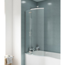 Premier Ella Curved 5mm Bath Screen