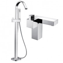 Euphoria Premium Bath Shower Mixer Pack