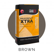 Granfix Maxigrout Xtra  Brown 3kg Grout Bag