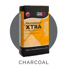 Granfix Maxigrout Xtra Charcoal 3kg Grout Bag