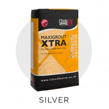 Granfix Maxigrout Xtra Silver 3kg Grout Bag
