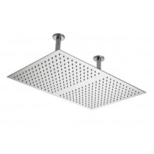 Hudson Reed Ceiling-MountedDouble Fixed Head 400 x 600 mm