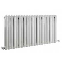 Hudson Reed Salvia Designer Radiator High Gloss White 635x1223