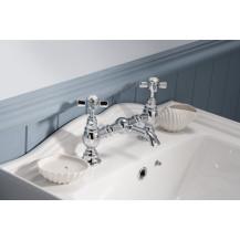 Premier Beaumont Chrome Luxury Basin Mixer