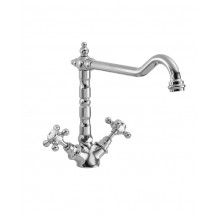 Hudson Reed Old London Kitchen Taps French Classic Mono Sink Mixer