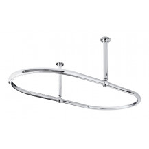 Hudson Reed Ceiling-Mounted Shower Ring