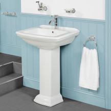 Line Basin and Pedestal