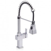 Livorno Pull Out Kitchen Tap
