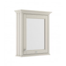 Hudson Reed Old London Timeless Sand 600mm Mirror Cabinet