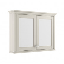 Hudson Reed Old London Timeless Sand 1050mm Mirror Cabinet