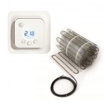 450W Underfloor Heating (3sqm) with Thermostat