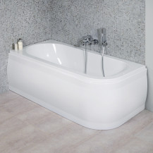 1600 x 800 Micro™ Luxury Left Handed Bath