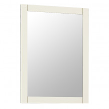 Nottingham Ivory Framed Mirror 500(H) 700(W)