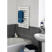 Premier Heated Towel Rail White 649x446