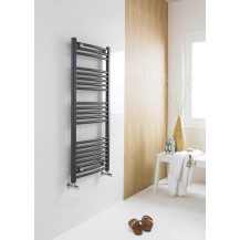 Premier Curved Ladder Rail Anthracite 1150x500