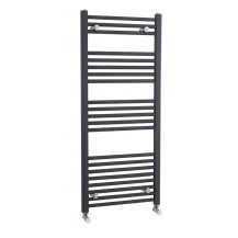 Premier Straight Ladder Rail Anthracite 1150x500