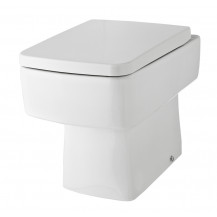 Premier Bliss Back to Wall Toilet excluding Toilet Seat