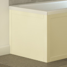 Nottingham Ivory L shape End Panel