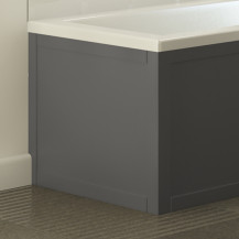 Nottingham Grey L shape End Panel