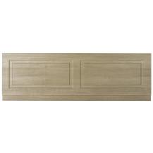 Premier York Gladstone Oak 1700mm Bath Front Panel