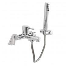 Clara Deck Mounted Bath Shower Mixer