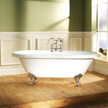 1700 x 750 Park Royal™ Traditional Double Ended Bath