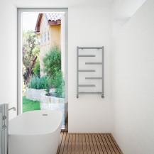 Prato 810 x 500 Aluminium Towel Rail