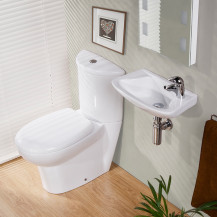 Prima 46cm Cloakroom Suite