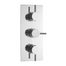 Premier Quest Triple Thermostatic Shower Valve